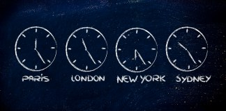 Collaborate in Different Time Zone