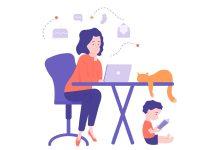 Are you properly set up to work from home