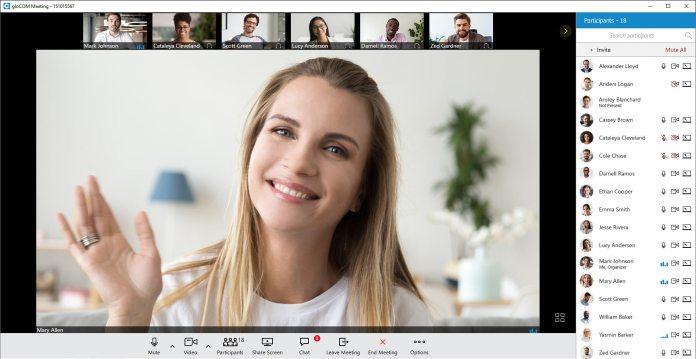 Invite to Video Conference