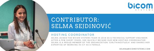 Hosting Coordinator at Software Company
