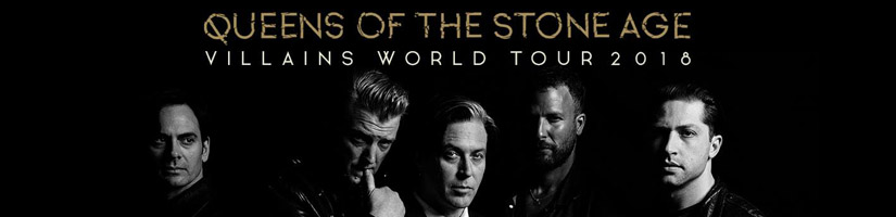 Image result for queens of the stone age banner