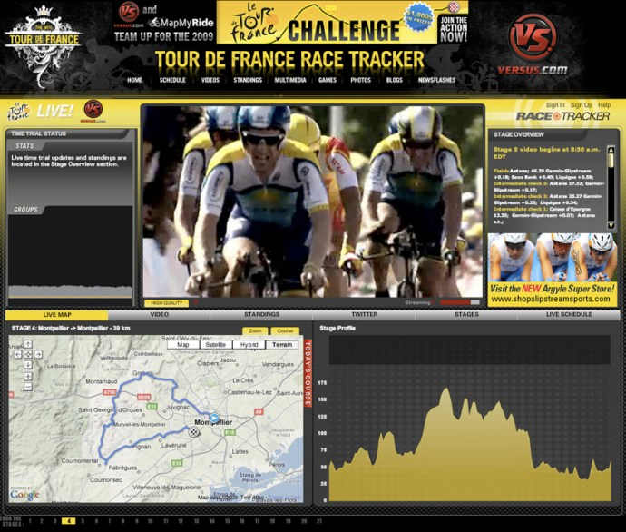 Tour Tracker Dashboard