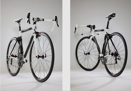 The 'XS' by Independent Fabrication – A true road bike for the sportive rider.