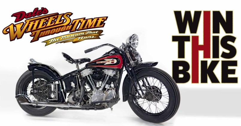 Holy Grail Of American Motorcycles