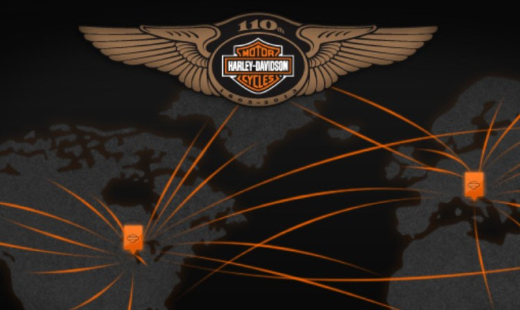 An Interesting International Harley Davidson Issue