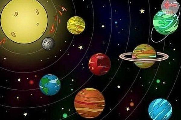 Веселые игры по теме «Космос» с детьми на английском языке ...