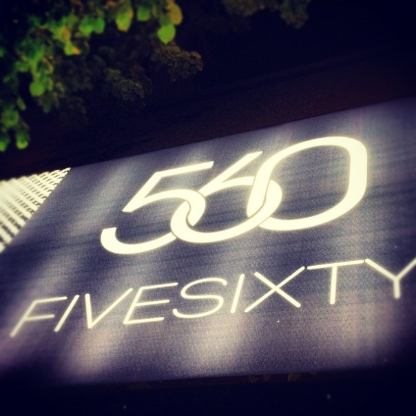 Oh yeah #FiveSixty yeah! #560 #downtown #vancouver - from Instagram