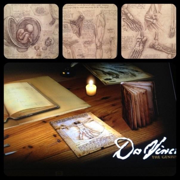 Da Vinci! Painter, sculptor, architect, musician, scientist, mathematician, engineer, inventor, anatomist, geologist, cartographer, botanist, and writer. - from Instagram