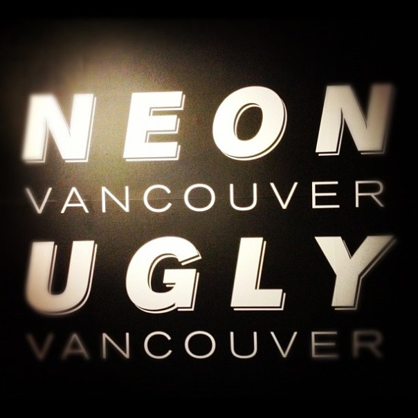 I like neon #vancouver! - from Instagram