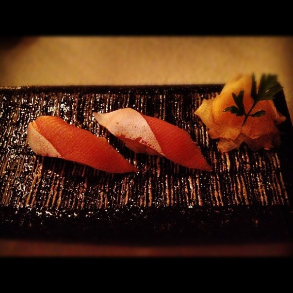 #Hamachi @MinamiYaletown - from Instagram