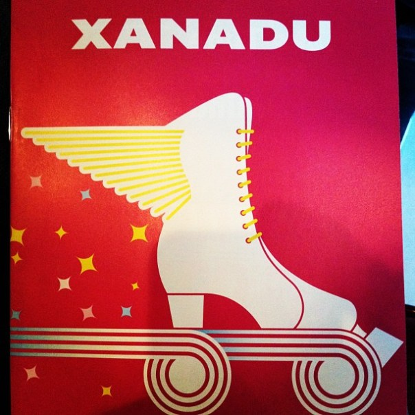 #Xanadu night w/ @jminter woohoo! - from Instagram