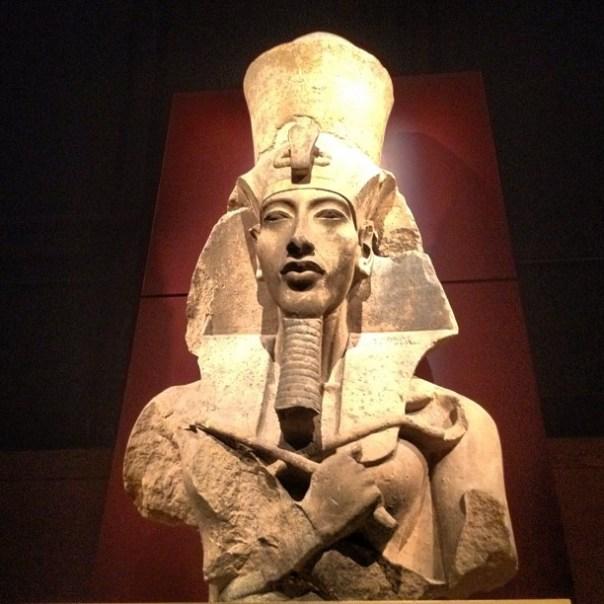 #Amenhotep IV #pharaoh #egypt - from Instagram