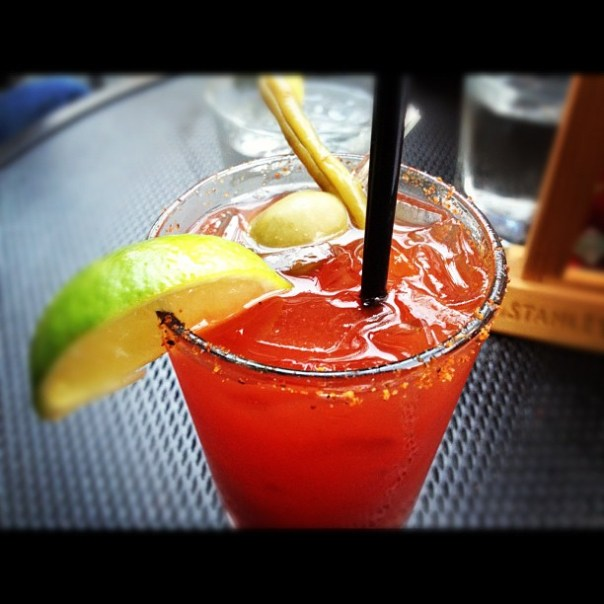 Let's get some #Caesar to start @jimmytaphouse - from Instagram