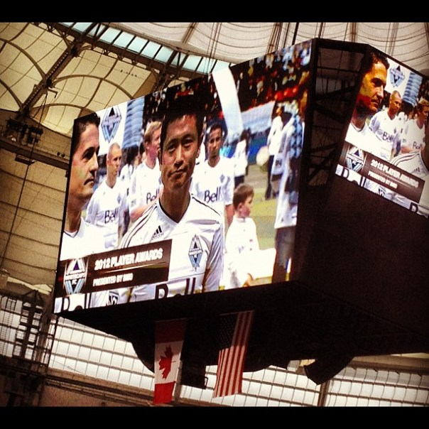 Player of the year 2012 goes to Y.P.Lee @fromtheline! #whitecapsfc - from Instagram