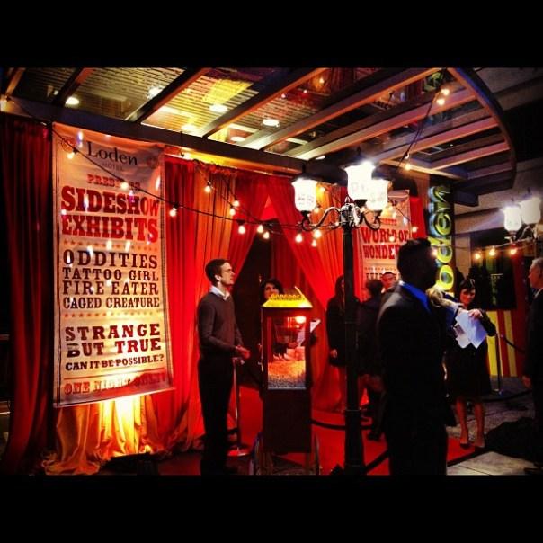 Happy anniversary! Fun entrance @LodenHotel's anniversary party #LodenAnniversary - from Instagram