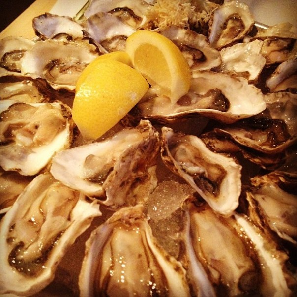 #Fresh #Oyster party! @glowbal_group #hookitandcookit fish 9 - from Instagram