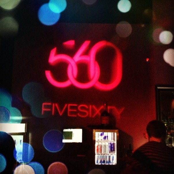 Long freaking time no 560 @fivesixtytalk! #party - from Instagram
