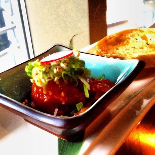 Spicy fusion #NegiToro @HapaIzakaya #Gastropost - from Instagram