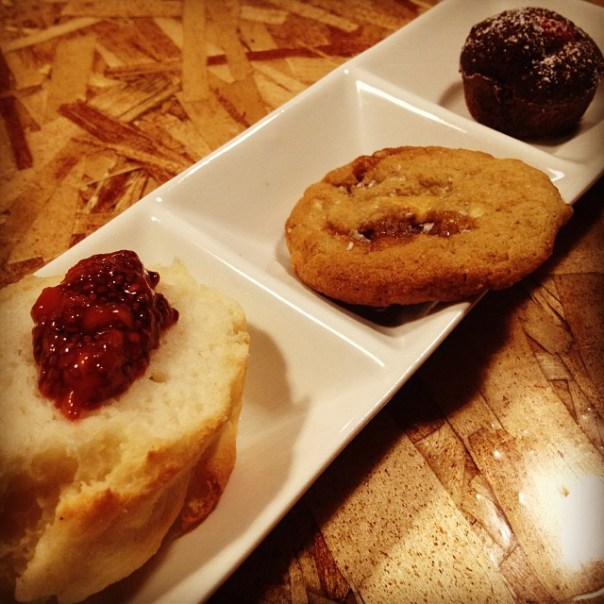 Final destination of the night! Sweet desserts @CulpritCoffee #tastingplatesyvr - from Instagram