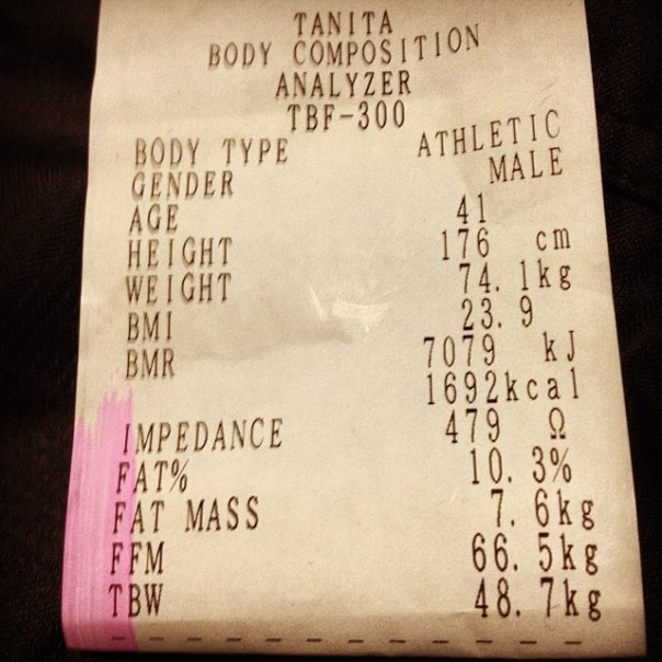 Success! 10% body fat! #Athletic - from Instagram