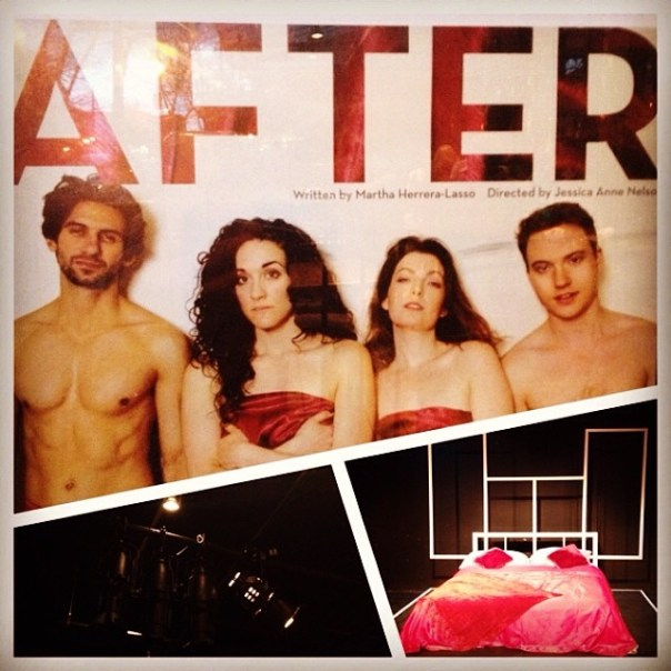 Tonight! Excited to watch #AFTERplay @HavanaVancouver - from Instagram