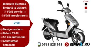 bicicleta electrica vsx