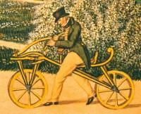 cum arata prima bicicleta din lume