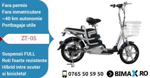 bicicleta electrica zt-05 z-tech
