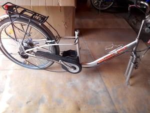 reparatie first bike electra