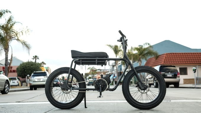 despre bicicleta electrica Super 73