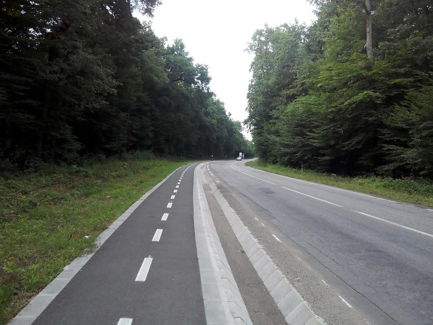 piste biciclete sibiu