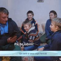Alexander din Călărași a primit o tricicletă electrică în direct la Antena 1