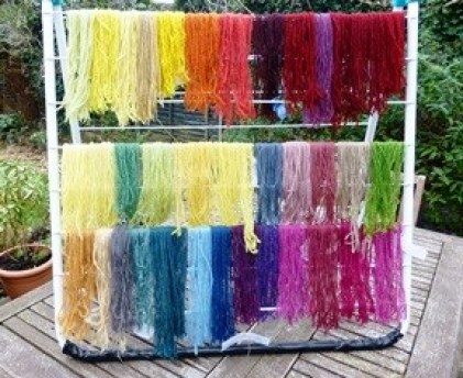 lana colorata