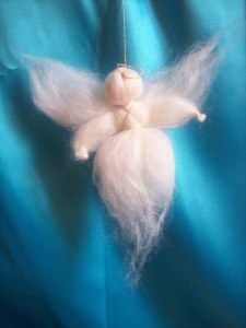 angelo bianco lana cardata