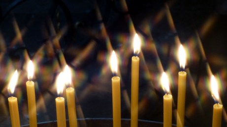 candele cera api