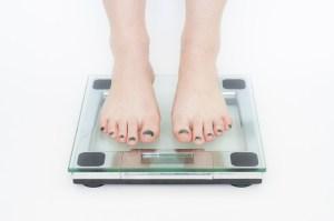 dieta anoressia bilancia