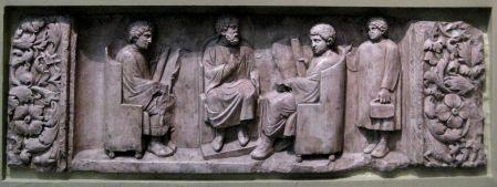 antica roma scuola