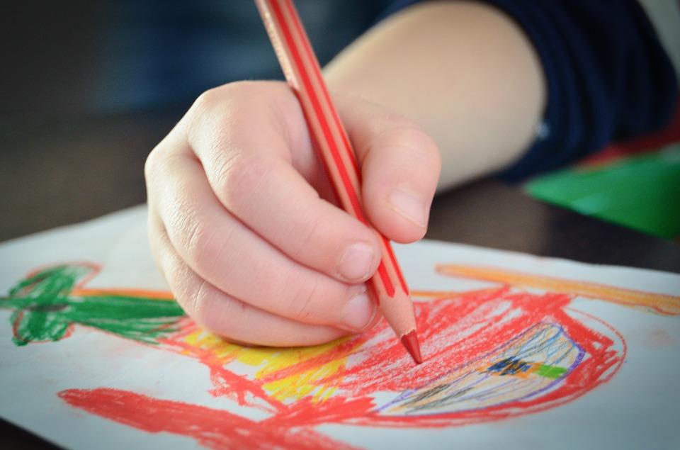 Disegno Di Un Bambino : Neto nel disegno di un bambino di firenze repubblica