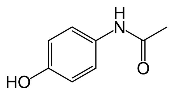 paracetamolo chimica