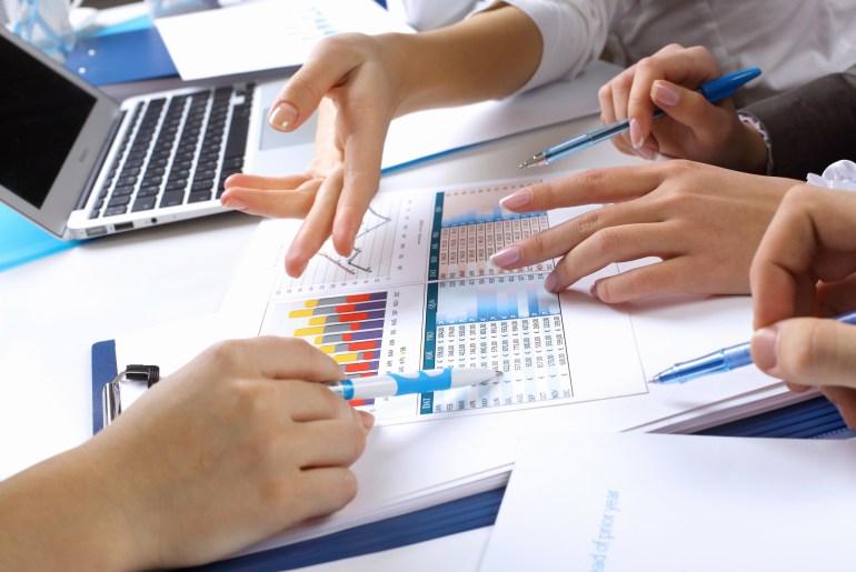 Análise de dados e resultados impressa
