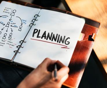 caderno de planejamento empresarial