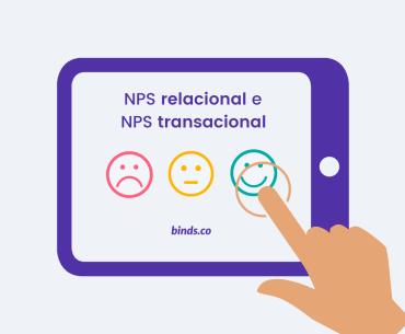 nps relacional e nps transacional