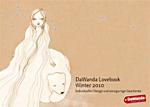 Das Lovebook Winter 2010 von DaWanda