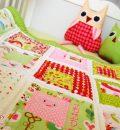 Eignet sich gut als Decke für Bett bzw. Kinderwagen...