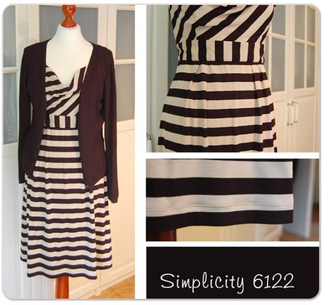 New Look 6122 von Simplicity | binenstich.de