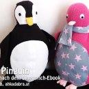 """Pelli Pinguin, genäht von Anja, www.ahkadabra.at, nach dem binenstich-E-Book """"Pelli Pinguin""""   binenstich.de"""