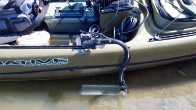 Lowrance StructureScan Kayak ciBioBase