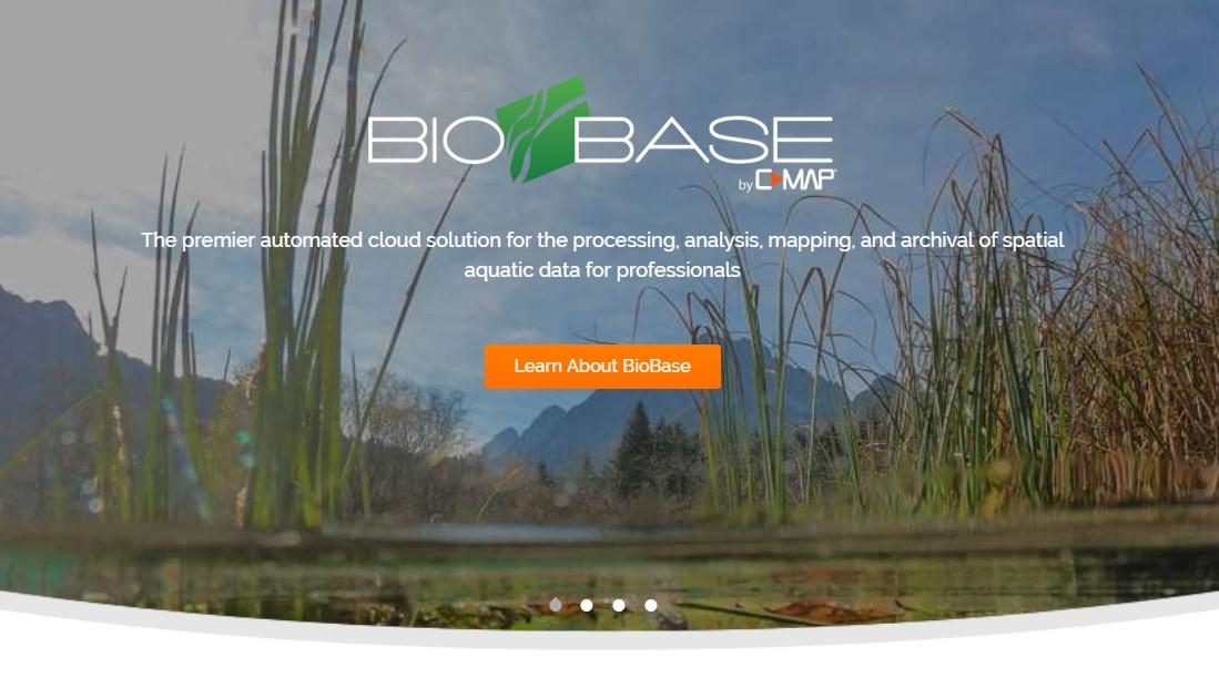 New BioBase Website including new DIY GIS tutorials