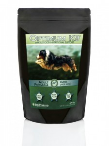 BioStar's K9 Optimum: very likely part of the best diet for your dog