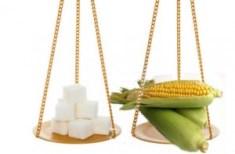 corn syrup vs sugar, natural vs. artificial
